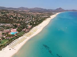 Costa Rei - Free Beach Club Resort
