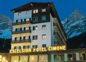 Hotel Excelsior Cimone - San Martino di Castrozza